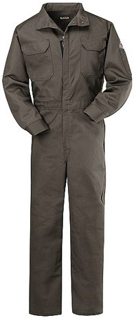 Bulwark Flame Resistant Deluxe Coverall