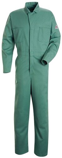 Bulwark Flame Resistant Gripper Front Coverall