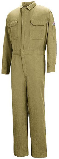 Bulwark Flame Resistant Cool Touch® 2 Deluxe Contractor Coverall