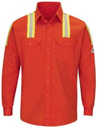 Bulwark Enhanced Visibility Uniform Shirt