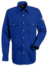 Bulwark Flame Resistant Snap Front Deluxe Shirt