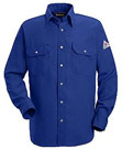 Bulwark NOMEX® IIIA Flame Resistant 6 oz. Snap Front Deluxe Shirt